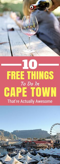 Awesome list! Definitely need to keep these in mind next time I go visit! Can't believe there's so many fun free things to do in Cape Town!