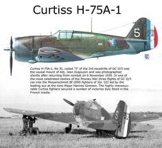 Curtiss Hawk H-75A-1 ~ BFD