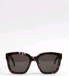 714fe7144d77 Gentle Monster -Dreamer pd1 loving the color of the frame Cat Eye Sunglasses