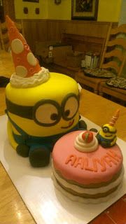 minion template for cake.html