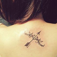Pin for Later: 12 Tattoos, inspiriert von eurem Sternzeichen Schütze