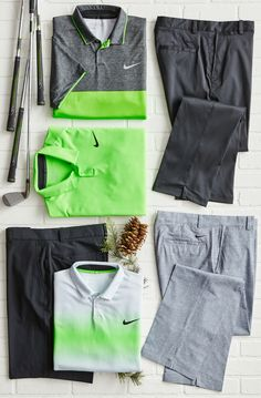 hot sales 6ed19 3491e Innovate your style and maximize your game with these looks from Nike   Golf  Galaxy Golf