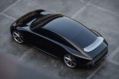 Hyundai's Prophecy Concept.