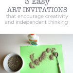 How to Set Up an Invitation to Create for Your Child