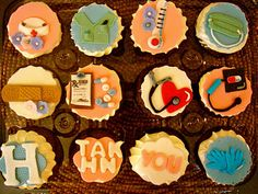 C for Cupcake Cupcakery: Nurse Appreciation Cupcakes