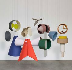 Doshi Levien The Wool Parade for Kvadrat | http://www.yellowtrace.com.au/doshi-levien-interview/
