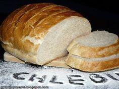 GRUNT TO PRZEPIS!: Prosty chleb ktory zawsze wychodzi