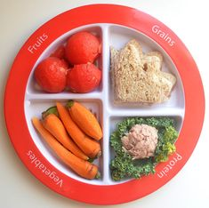 Tuna Lunch on #Myplate