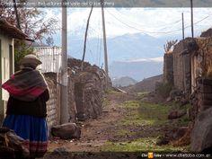 El valle y el cañón del río Colca – La Cruz del Cóndor | Fotos - Mapa - Blog de Viajes