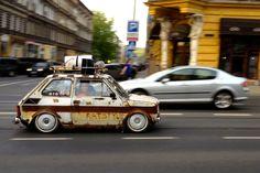 Fiat 126p rat style | < 53° chiny https://de.pinterest.com/fujiheavyrabbit/%E8%BB%8A%E3%83%90%E3%82%A4%E3%82%AF/