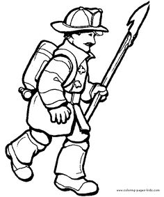 forest fire coloring pages - Google Search | Johns retirement ...