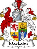MacLaine of Lochbuie Coat of Arms