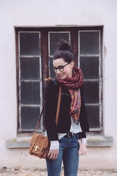 What To Wear This Fall: 45 Trendy Outfit Ideas Style Outfits, Winter Outfits, Cute Outfits, Winter Clothes, Style Casual, Style Me, Looks Style, Mode Inspiration, Look Fashion