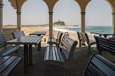 Australia - Port Stephens, Little Beach Boathouse, Searock @ Shoal Bay & Saluna - HeNeedsFood Nobby, Newcastle Nsw, Outdoor Furniture Sets, Outdoor Decor, Places Ive Been, Beaches, Sweet Home, Australia, City
