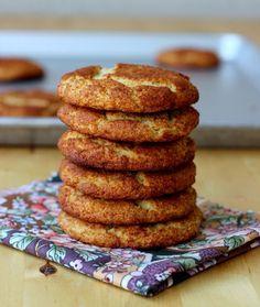 Almond Flour Snickerdoodles {Grain-Free}   Meaningful Eats