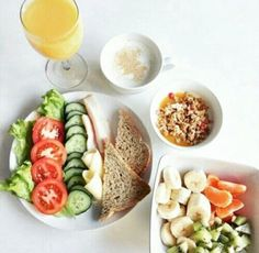 Imagem de food, fruit, and breakfast