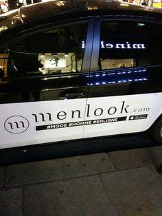 Menlook s'insère dans des classes sémantiques assez générales (#mode #homme #enligne)