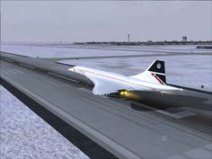 Concorde | ✈ Follow civil aviation on AerialTimes. Visit our boards on pinterest.com/aerialtimes or like us on www.facebook.com/aerialtimes