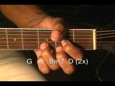Guitar Lesson: How To Play Old School 12 Bar Blues EASY Prt 2 Beginners Moving Chords Up The Neck - YouTube