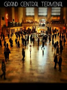 New York City Travel photo of Grand Central Terminal - Attraction