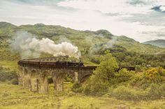 """""""Photography is a love affair with life. Sight & Sound, Steam Locomotive, Scotland, The Past, Steamers, Trains, Photography, Life, Photograph"""