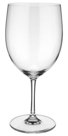 "$26.43 Villeroy & Boch  Allegorie Bordeaux cabernet 8 1/2"" red wine goblet - Classic crystal stemware collection with a very wide array of sizes. Fits contemporary or traditional styles. http://www.amazon.com/dp/B000RI45UQ/?tag=pin2wine-20"