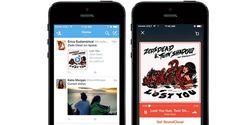 #Twitter apuesta por el audio. La red social ahora muestra una tarjeta de audio para que los usuarios escuchen música o una grabación desde su línea de tiempo en dispositivos iOS y Android.