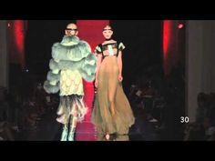Jean-Paul Gaultier × Haute Couture Fall/Winter 2012/2013 Full Fashion Show