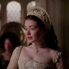 The White Princess, Princess Mary, Headdress, Headpiece, Los Tudor, The Tudors Tv Show, Mode Renaissance, Tudor Dress, Mary Tudor