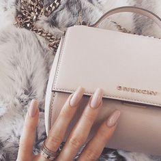 Givenchy Mini Pandora Box with Chain Bag