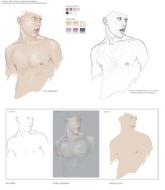 http://vector.tutsplus.com/articles/techniques/the-art-of-skin-shading/