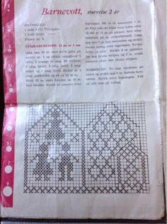 Lises hjertgleder: Barnevotter Mittens Pattern, Knit Mittens, Mitten Gloves, Baby Snacks, Knitting Charts, Baby Knitting, Knitting Patterns, Ring Logo, Fair Isle Chart