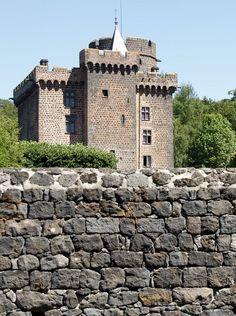 Château du Dauphin, Auvergne, France  http://www.pinterest.com/adisavoiaditrev/