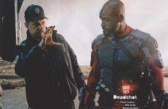 Deadshot Being Deadshot