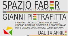 Tempio+Pausania,+Sotto+le+Vele,+da+oggi+Gianni+Pietrafitta,+Spazio+Faber+ore+17.00.
