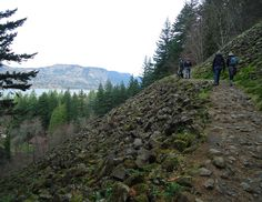 Angel's Rest Columbia River Gorge Hiking