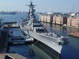 Visit the Battleship USS Wisconsin in Norfolk, Virginia