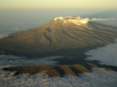 Mount Kilimanjaro  Photograph by Ulrich Doering/Photolibrary