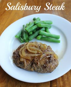 Salisbury Steak.  My
