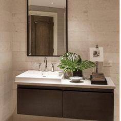 Bathroom idea vanity