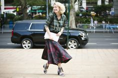 They Are Wearing: New York Fashion Week - Slideshow