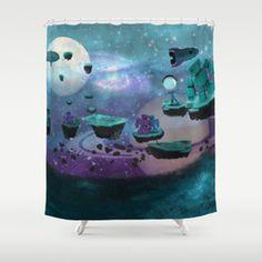 ASTRO Shower Curtain