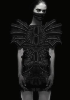 """Chimaera"" from Faint. clothes by Leyre Valiente"