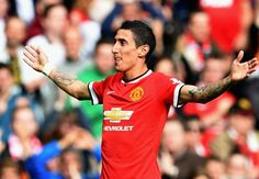 Leaving Real Madrid for Manchester United a step up for my career,says Angel Di Maria