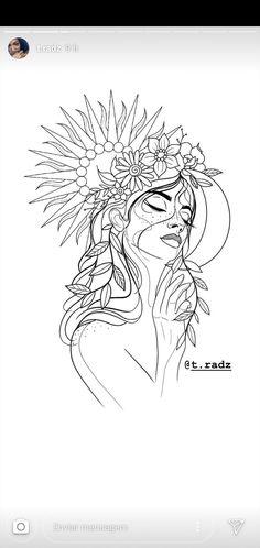 Art Drawings Sketches, Tattoo Sketches, Tattoo Drawings, Mini Tattoos, Body Art Tattoos, Small Tattoos, Tatoos, Arm Tattoo, Sleeve Tattoos