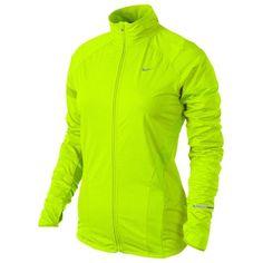 f94012c1bf3c Nike Element Shield Full Zip Jacket - Women s - Running - Clothing - Volt  Reflective