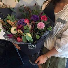 FRENCH FLOWERSHOP LA-REVE 라레브 @ouilareve Instagram profile - Pikore