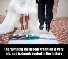 How To Make The Broom For An African-American Wedding