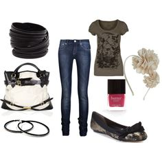 Girls' Night Out-fit =)