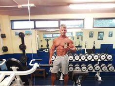 Roberto Eusebio in Workout presso Marciano Marina Isola D Elba